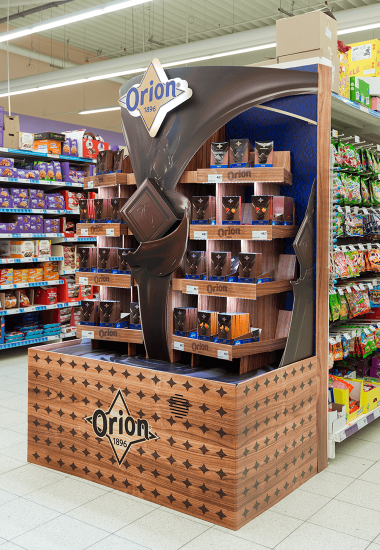 END CAP ORION - Dekorationen