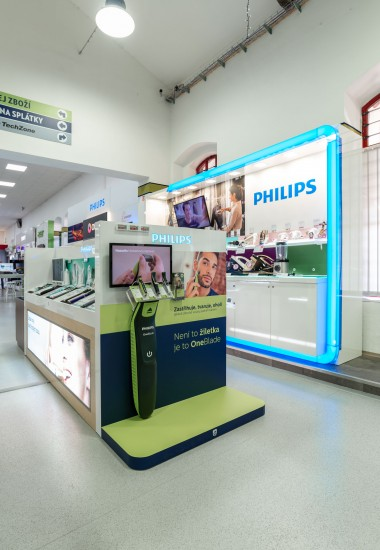 Philips Alza 2018 - Store equipment