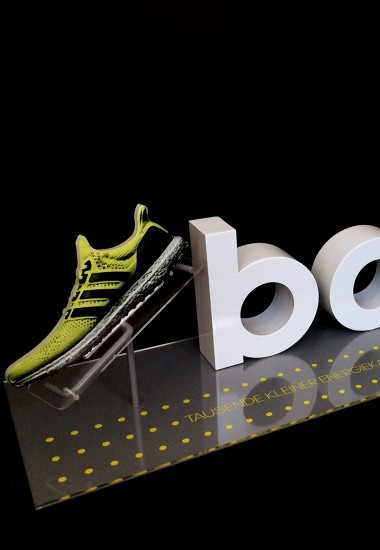 Adidas Boost - Decorations
