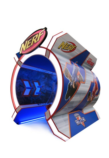 Hasbro Nerf - shop in shop
