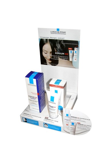La Roche-Posay Kerium - Counter Displays