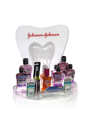 Johnson & Johnson - Counter Displays