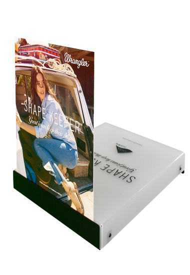 Wrangler Silk Soft - Counter Displays
