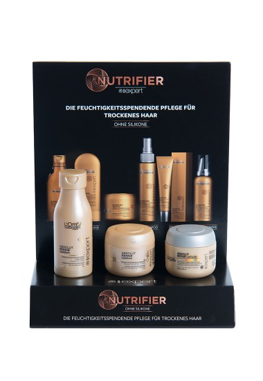 L´Oréal Nutrifier - Counter Displays