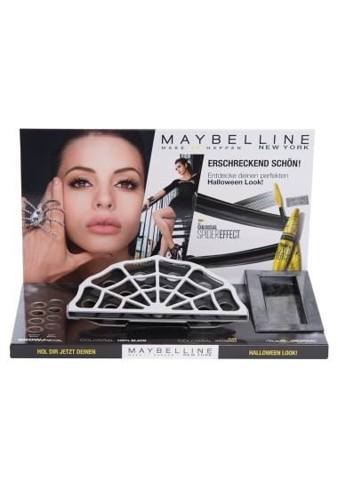 Maybelline Spider - Counter Displays