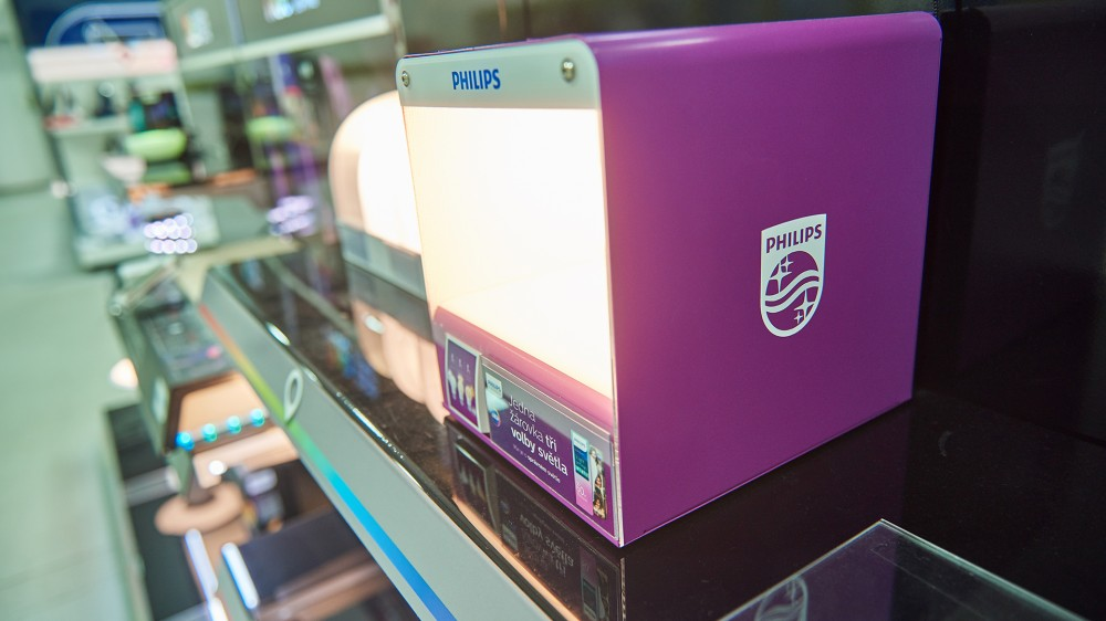 Philips Hue, 2 - shop in shop