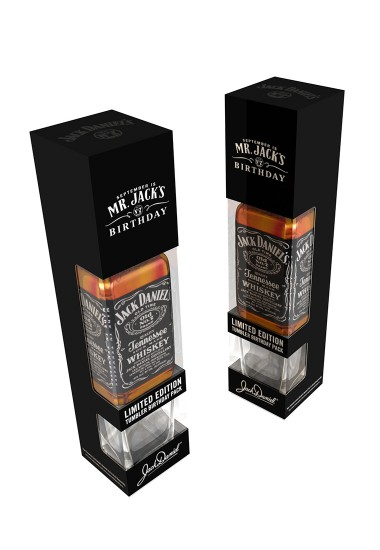 Jack Daniel's - premium packaging