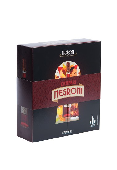 Negroni - premium packaging