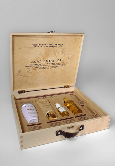 L´Oréal Botanica Box - premium packaging