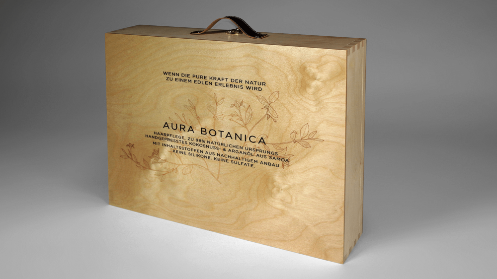 L´Oréal Botanica Box, 1 - premium packaging